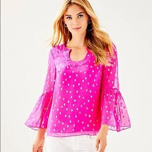 NWT Lilly Pulitzer Amory Top